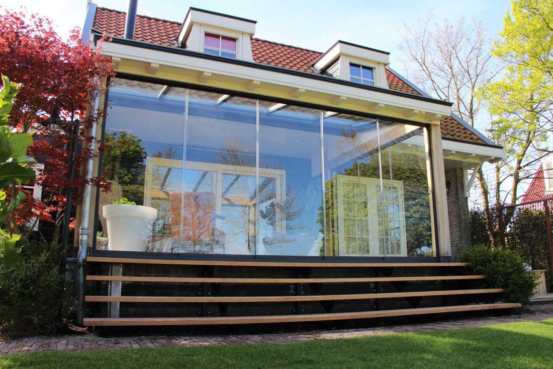 Blokvorm architectuur exterieur ontwerp villa7