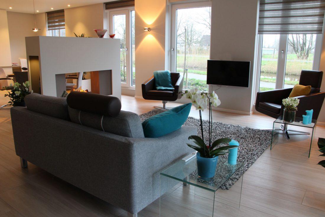 blokvorm architectuur interieur ontwerp appartement