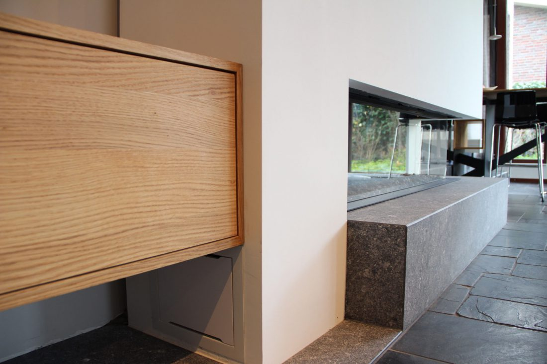 Blokvorm Architectuur interieur ontwerp villa6