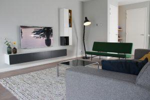 metamorfose interieur woning in Rotterdam
